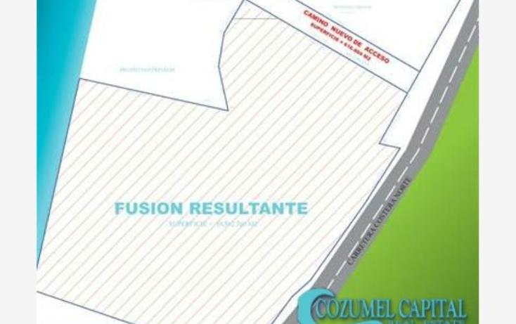 Foto de terreno habitacional en venta en  kilometro 3.4, zona hotelera norte, cozumel, quintana roo, 1155411 No. 01