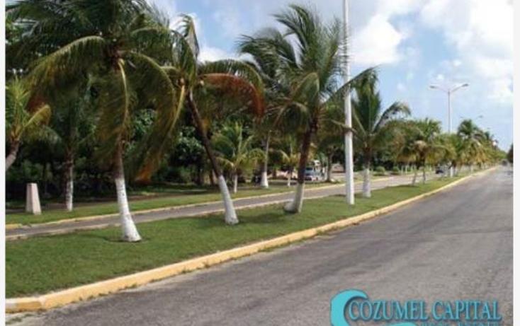 Foto de terreno habitacional en venta en  kilometro 3.4, zona hotelera norte, cozumel, quintana roo, 1155411 No. 02