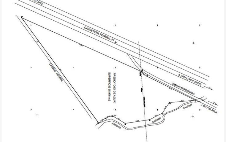 Foto de terreno industrial en venta en  kilometro 36, santa rosa de jauregui, querétaro, querétaro, 1764228 No. 01