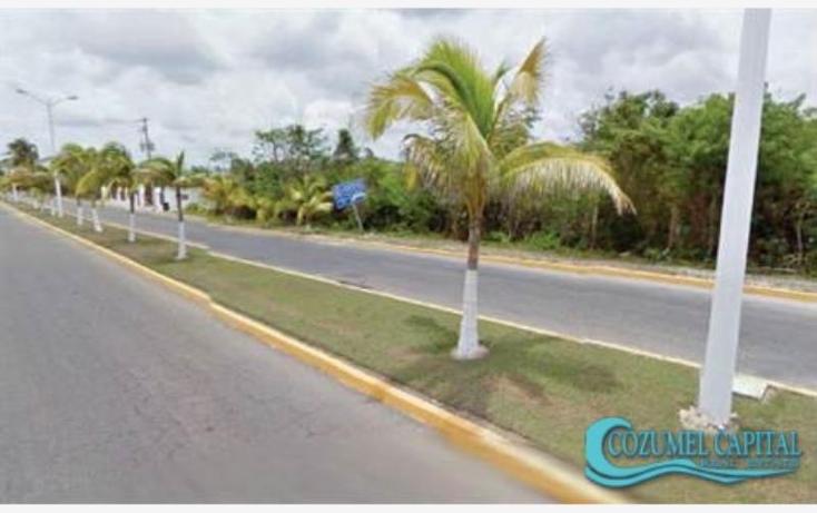 Foto de terreno comercial en venta en  kilometro 4.1, zona hotelera norte, cozumel, quintana roo, 1155453 No. 02