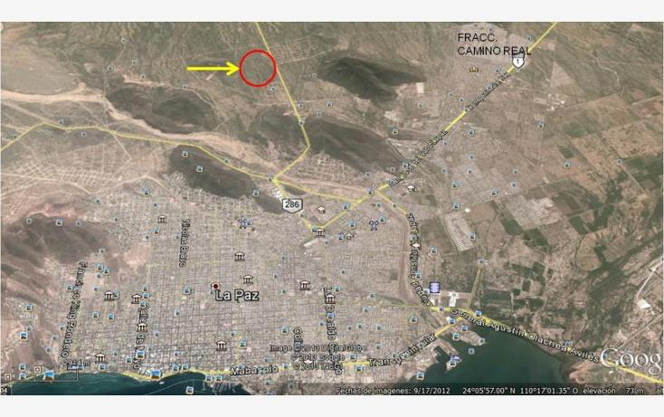 Foto de terreno habitacional en venta en  kilometro 5, los planes, la paz, baja california sur, 1244137 No. 09