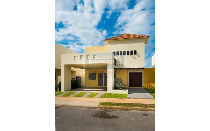 Foto de casa en condominio en venta en  , conkal, conkal, yucatán, 1755441 No. 01