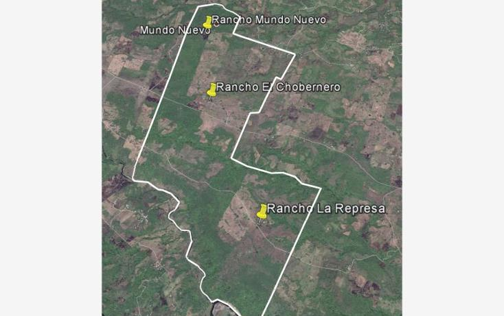 Foto de rancho en venta en  kilometro 62, la tinaja, cotaxtla, veracruz de ignacio de la llave, 1675704 No. 01
