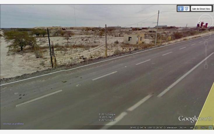 Foto de terreno comercial en venta en  kilometro 9, ejido piedras negras, piedras negras, coahuila de zaragoza, 1173981 No. 01