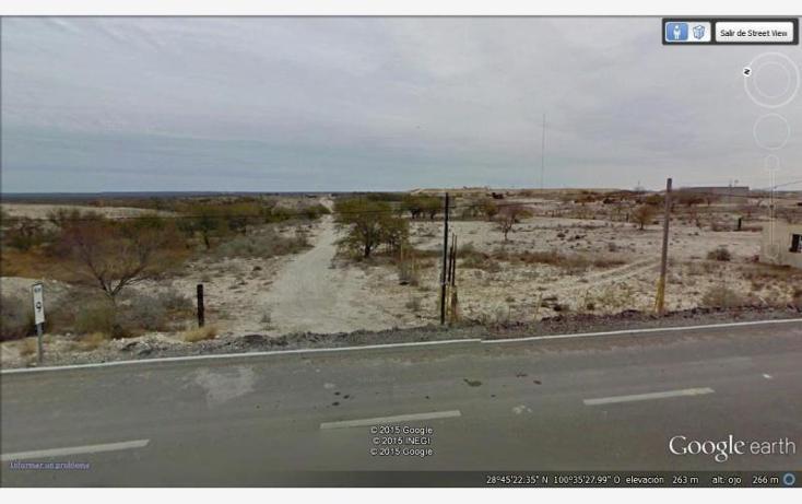 Foto de terreno comercial en venta en  kilometro 9, ejido piedras negras, piedras negras, coahuila de zaragoza, 1173981 No. 02