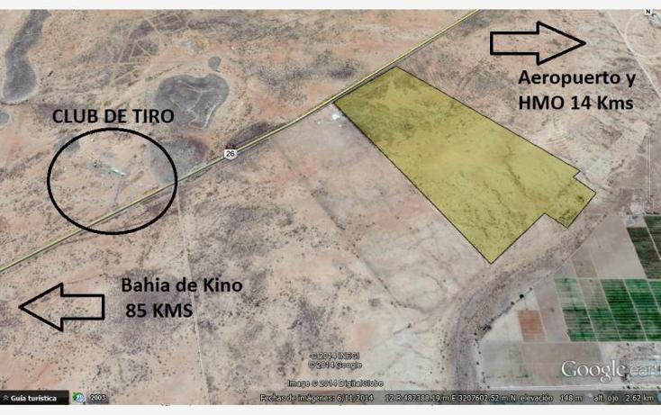 Foto de terreno comercial en venta en  , kino, hermosillo, sonora, 840099 No. 02