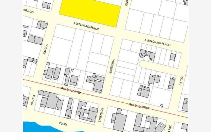 Foto de terreno habitacional en venta en  , kino nuevo, hermosillo, sonora, 605494 No. 01