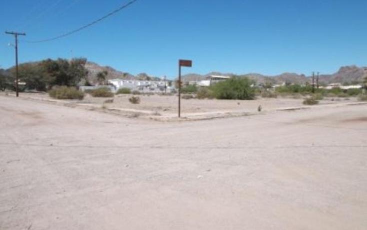Foto de terreno habitacional en venta en  , kino nuevo, hermosillo, sonora, 605494 No. 02
