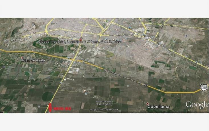 Foto de terreno industrial en venta en km 1 carretera leoncueramaro 1, san antonio de los tepetates, león, guanajuato, 399753 no 02
