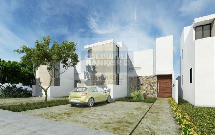 Foto de casa en condominio en venta en km 11 autopista a motul, conkal, conkal, yucatán, 1755371 no 01