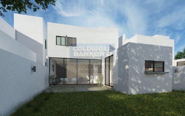 Foto de casa en condominio en venta en km 11 autopista a motul, conkal, conkal, yucatán, 1755371 no 02