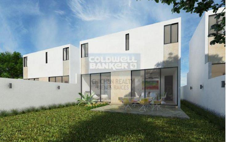 Foto de casa en condominio en venta en km 11 autopista motul, conkal, conkal, yucatán, 1755377 no 02