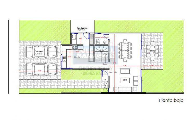 Foto de casa en condominio en venta en km 11 autopista motul, conkal, conkal, yucatán, 1755377 no 04