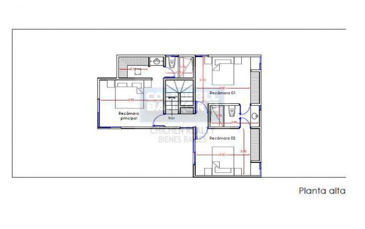 Foto de casa en condominio en venta en km 11 autopista motul, conkal, conkal, yucatán, 1755377 no 05