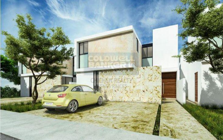 Foto de casa en condominio en venta en km 11 autopista motul, conkal, conkal, yucatán, 1755383 no 01