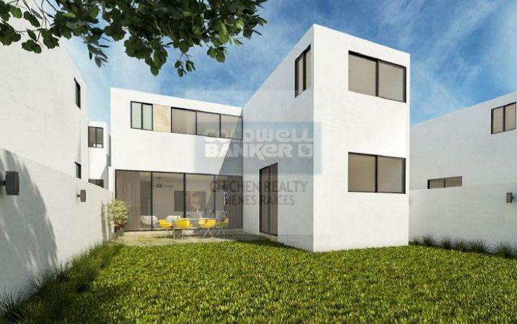 Foto de casa en condominio en venta en km 11 autopista motul, conkal, conkal, yucatán, 1755383 no 02