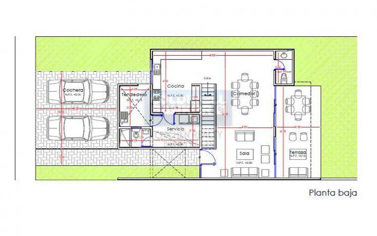Foto de casa en condominio en venta en km 11 autopista motul, conkal, conkal, yucatán, 1755385 no 06