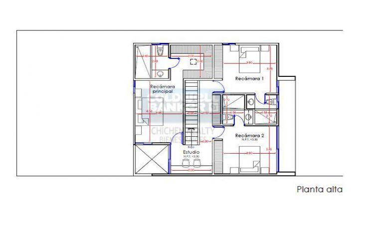 Foto de casa en condominio en venta en km 11 autopista motul, conkal, conkal, yucatán, 1755385 no 07