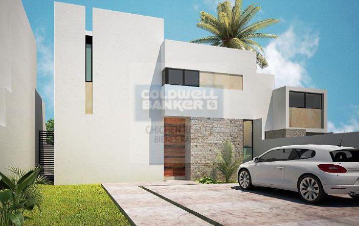 Foto de casa en condominio en venta en km 11 autopista motul tizimn, conkal, conkal, yucatán, 1755375 no 01