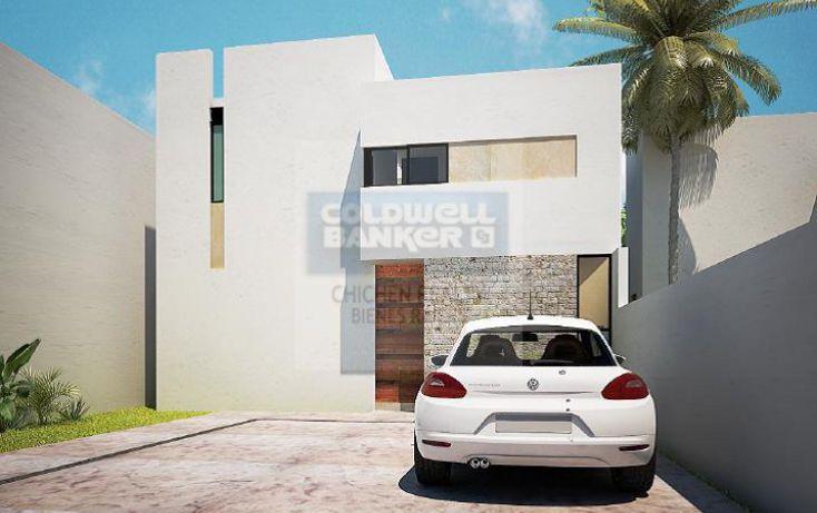 Foto de casa en condominio en venta en km 11 autopista motul tizimn, conkal, conkal, yucatán, 1755375 no 02