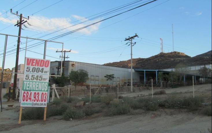 Foto de terreno industrial en venta en km 12256338 1, san josé, tecate, baja california norte, 672645 no 01