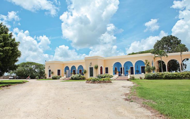 Foto de terreno habitacional en venta en km 15 carretera chiculubiil, san ramon norte, mérida, yucatán, 1609558 no 07