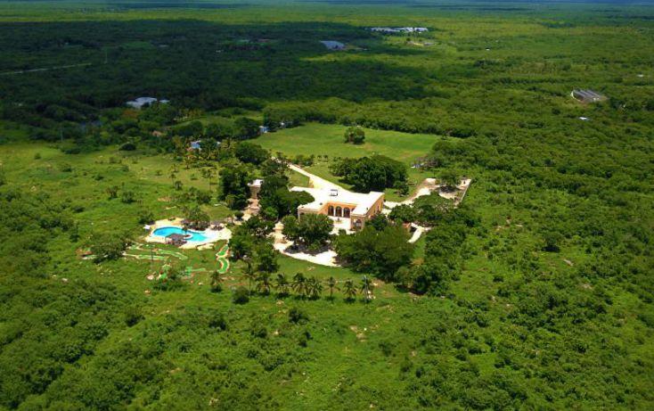 Foto de terreno habitacional en venta en km 15 carretera chiculubiil, san ramon norte, mérida, yucatán, 1609750 no 07