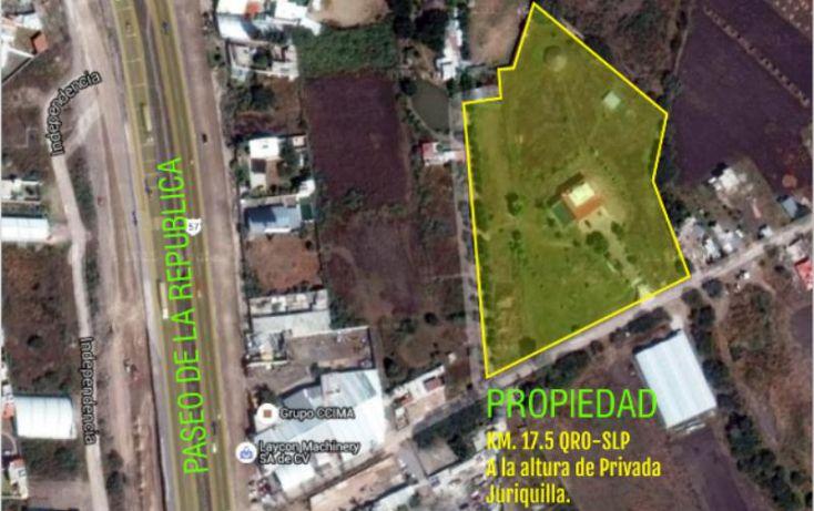 Foto de casa en venta en km 175 carr, qro slp frente privada juriquilla, azteca, querétaro, querétaro, 1372231 no 01