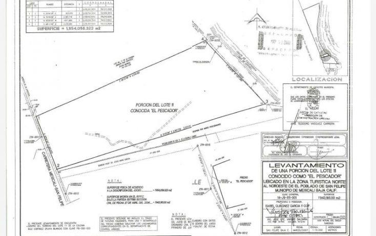 Foto de terreno comercial en venta en km 182 careterra meicalisan felipe, san felipe, mexicali, baja california norte, 1335959 no 03