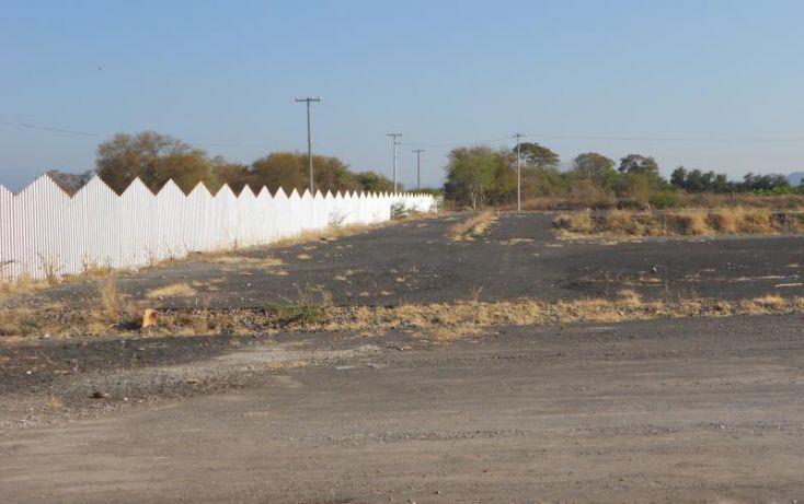 Foto de terreno comercial en venta en km 20 carr cuatro caminosapatzingán, paracuaro, parácuaro, michoacán de ocampo, 1642410 no 01
