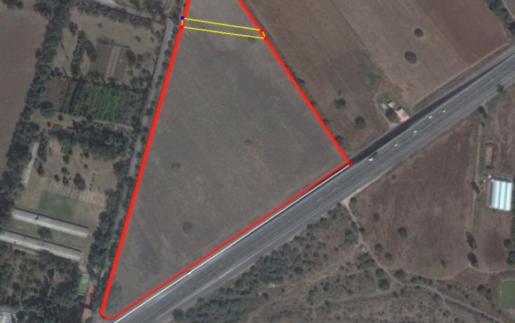 Foto de terreno habitacional en venta en km 210, constituyentes de queretaro, morelia, michoacán de ocampo, 1322781 no 01
