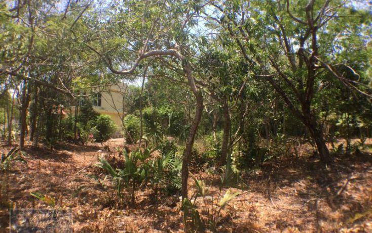 Foto de terreno habitacional en venta en km 267 520 carrt tlm pcn, rancho nva creacion, puerto aventuras, solidaridad, quintana roo, 1855838 no 05