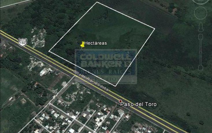Foto de terreno habitacional en venta en km 3 carretera paso del toro boca del rio, ver, paso del toro, medellín, veracruz, 1739306 no 02
