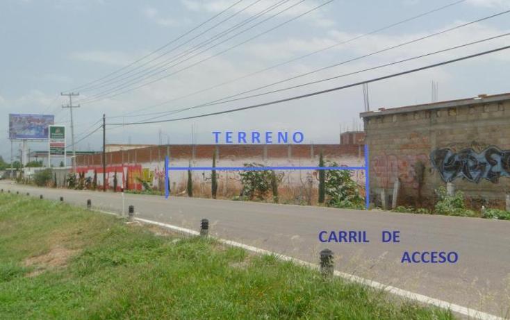 Foto de terreno comercial en venta en  ...km 32, central de abastos, cuautla, morelos, 500334 No. 01