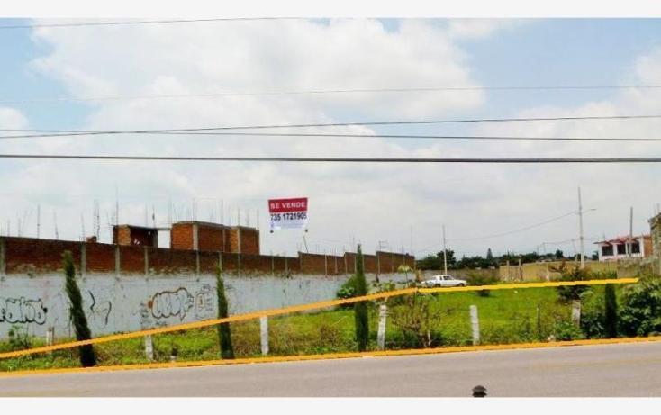 Foto de terreno comercial en venta en  ...km 32, central de abastos, cuautla, morelos, 500334 No. 02