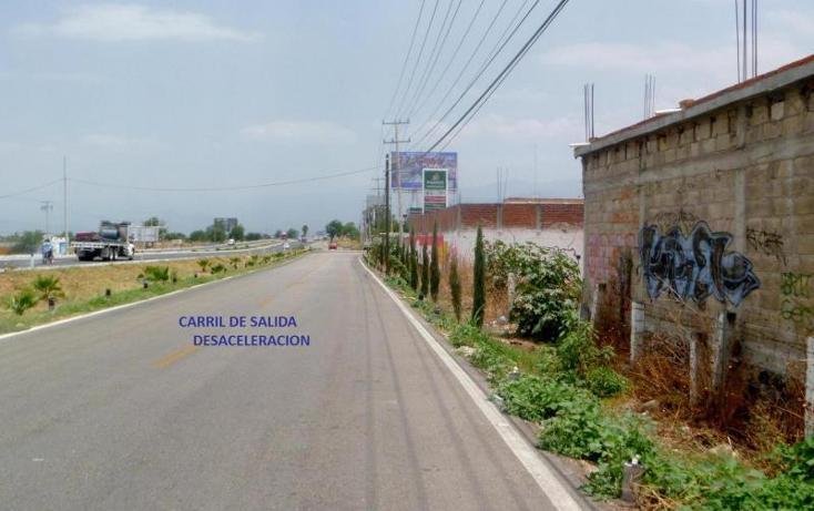 Foto de terreno comercial en venta en  ...km 32, central de abastos, cuautla, morelos, 500334 No. 03