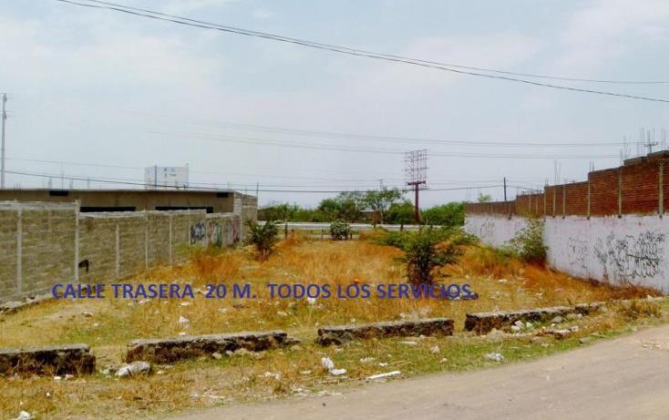 Foto de terreno comercial en venta en  ...km 32, central de abastos, cuautla, morelos, 500334 No. 05