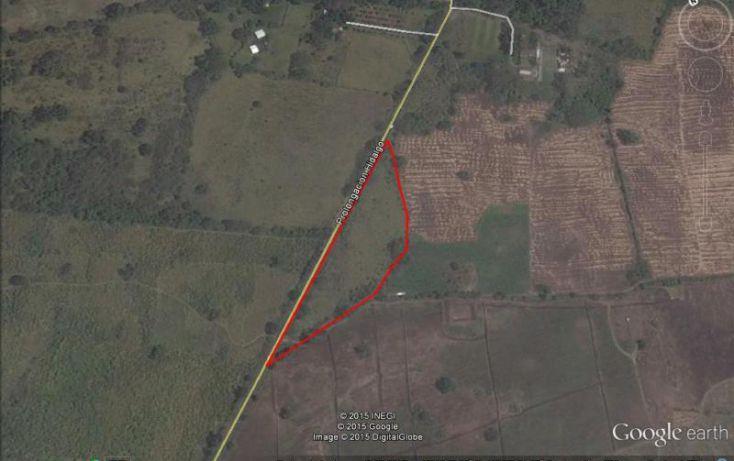 Foto de terreno comercial en venta en km 45 carretera colima el chivato, chivato, villa de álvarez, colima, 1377807 no 01