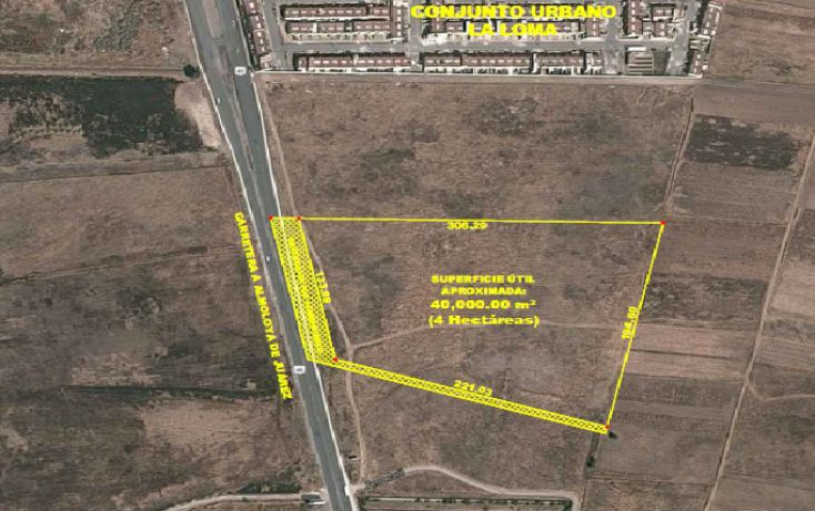 Foto de terreno habitacional en venta en km 45 carretera tolucaalmoloya de juarez sn, san luis mextepec, zinacantepec, estado de méxico, 1809784 no 01