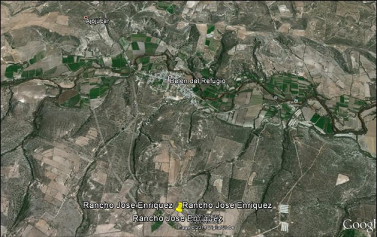 Foto de terreno habitacional en venta en km 72 carretera a teocaltiche sn, belén del refugio, teocaltiche, jalisco, 1713598 no 03