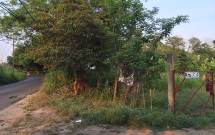 Foto de terreno comercial en venta en km 74, coronel traconis 1ra sección la isla, centro, tabasco, 1946372 no 01