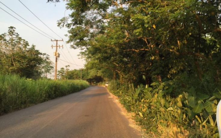 Foto de terreno comercial en venta en km 74, coronel traconis 1ra sección la isla, centro, tabasco, 1946372 no 02