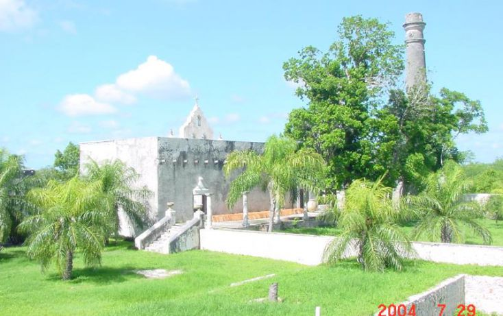 Foto de terreno habitacional en venta en km 76 carretera izamalmerida 1, izamal, izamal, yucatán, 968897 no 03