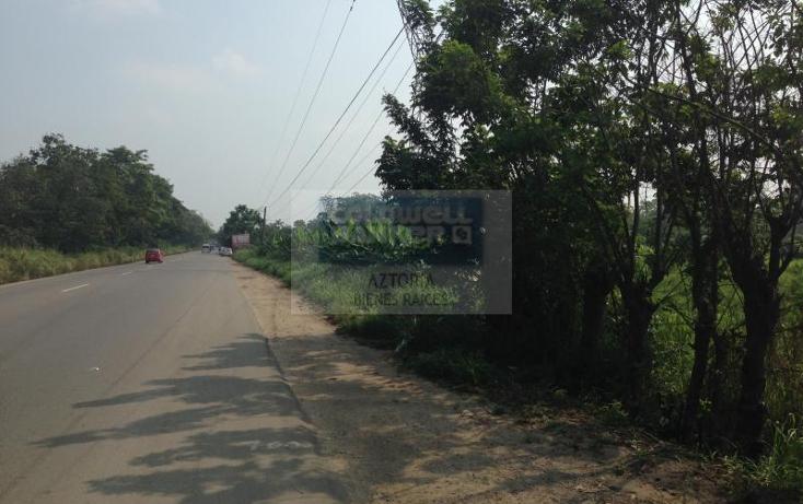 Foto de terreno industrial en venta en  km-149+800, anacleto canabal 1a secci?n, centro, tabasco, 1629064 No. 01