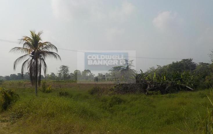 Foto de terreno industrial en venta en  km-149+800, anacleto canabal 1a secci?n, centro, tabasco, 1629064 No. 05