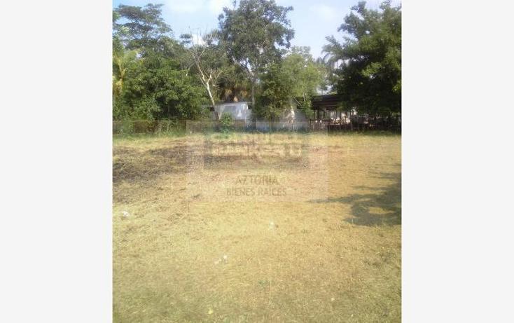 Foto de terreno comercial en venta en  km-15, rio viejo, centro, tabasco, 1615380 No. 05