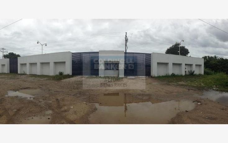Foto de nave industrial en renta en  km-156+650, anacleto canabal 1a sección, centro, tabasco, 1629084 No. 02