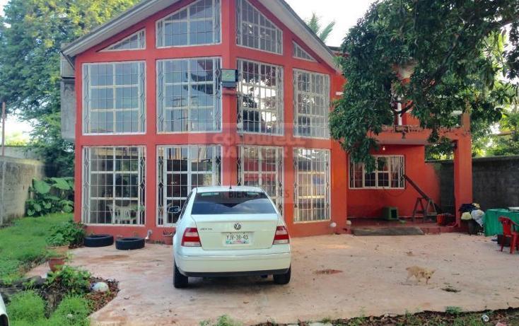 Foto de casa en venta en  km-19, buena vista, centro, tabasco, 1611674 No. 01