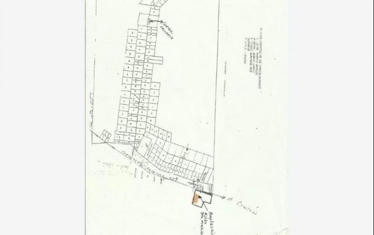 Foto de terreno comercial en venta en km2, puerto morelos, benito juárez, quintana roo, 537091 no 04