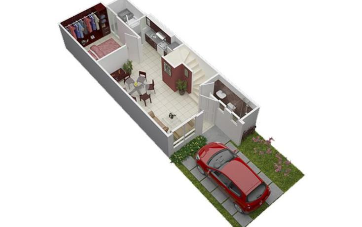 Foto de casa en venta en  km53, unidad deportiva, tizayuca, hidalgo, 821349 No. 03